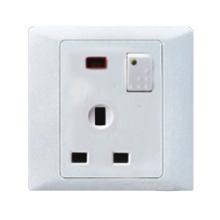 Interruptor de pared (A714) tipo de UK