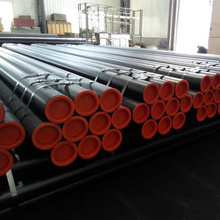 "24 ""SCH 40 Carbon Steel ASTM A106 Gr. B Seamless Pipes"