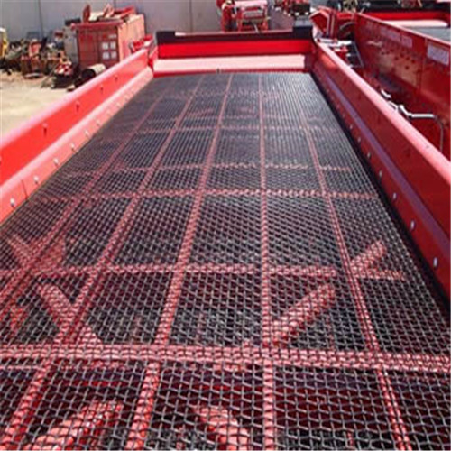 Hot-dipped Vibrating screen mesh