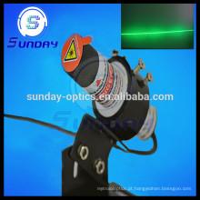 Módulo do laser da linha 532nm, 1mw, 5mw, 10mw, 20mw, 50mw