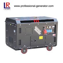 3kVA-10kVA Tragbarer Diesel-Generator Kleine Super Ruhig