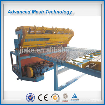 China CNC Fence Panel Welded Wire Mesh Machine Price List