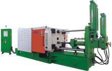 J1150 jenis 5000kN jenis mendatar Dewan sejuk die casting Mesin