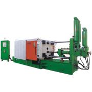 J1150 tipo 5000kN tipo Horizontal cámara fría máquina de fundición