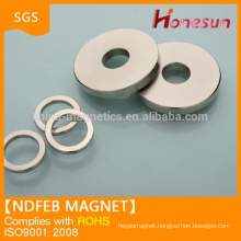 ring shape neodymium magnet China for sale