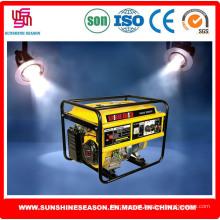 Gerador de Gasolina 6kw para Uso Doméstico e Externo (EC15000)