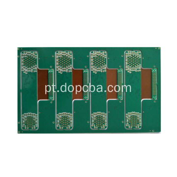 Pcb do sensor do módulo do PWB 1.6mm de Regid-flex
