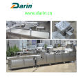 Peanut Brittle Forming and Cutting Machine