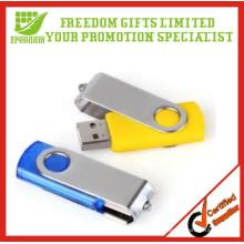 Promocional Hot-venda Barato USB Flash Drives Atacado