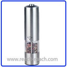 Электрические нержавеющей стали перец & соль мельницы, мельница кухня (R-6050)