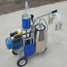 Single Bucket Piston-Typed Milking Machine for Cow