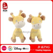 Plush Stuffed Deer Animals Brinquedos para o bebê