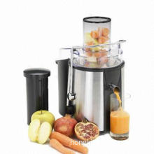 Electric Juicers with Stainless Steel Housing and 2-speed Rotary Dial Switch, 850W Motor