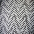 Leopard Jacquard Polyester Curtain Fabric