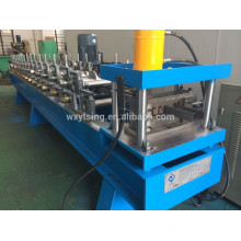 YTSING-YD-4767 Passed CE and ISO C Roof Purlin Machine, Cold Roll Forming Machine
