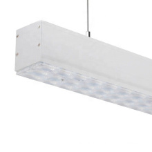 Commercial SMD dimmable high lumen diffuser led linear ceiling light system