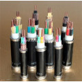 26/35kV XLPE fine steel wire armoured power cable