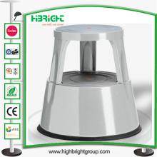 Kunststoff Runde Lagerleiter Tritthocker