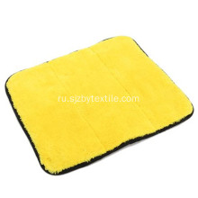 High Weight High Quality Microfiber Cleaning Cloth Towel