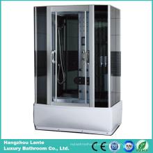Cabina de lujo de la ducha del vapor con CE aprobado (LTS-9913D)