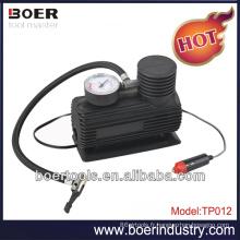 Corps en plastique de compresseur de gonflement de compresseur de mini de 12V DC