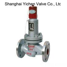 Válvula de refluxo de segurança de tipo balanceado para petróleo (YCAH42F)