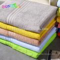 Chine fabricant pas cher gros visage et bain serviettes en coton