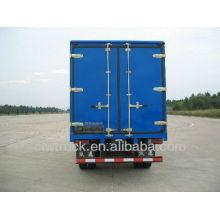 4x2 Iveco 20 cbm cargo truck, light cargo van truck