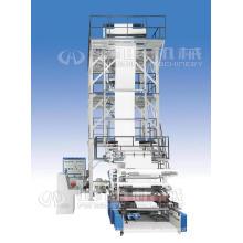 Tres a cinco capas de coextrusión película de soplado conjunto de la máquina (SJ-FM1300)