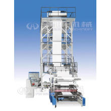 Three to Five Layers Coextrusion Film Blowing Machine Set (SJ-FM1300)
