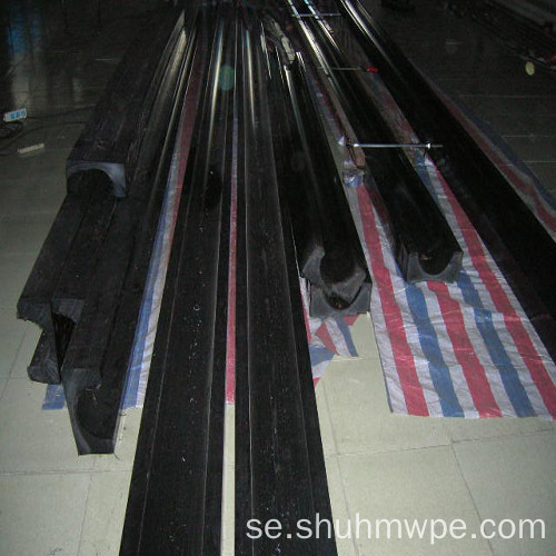 UHMWPE extruderingsprofil