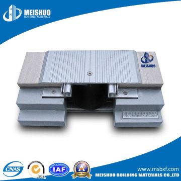 Joints d'expansion de profil en aluminium pour béton