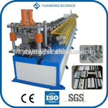 YTSING-YD-4348 Passed CE PLC Control Galvanized Stud and Track Roll Forming Machine, Stud and Track making Machine
