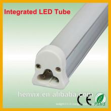 Super brillant économiseur d'énergie lait blanc tube de 1,2 m tube conduit conduit