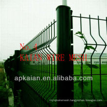 hot sale!!!!! anping KAIAN PVC coated galvanized fence manufacturer