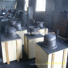 graphite crucible for melting nonferrous metal and alloy