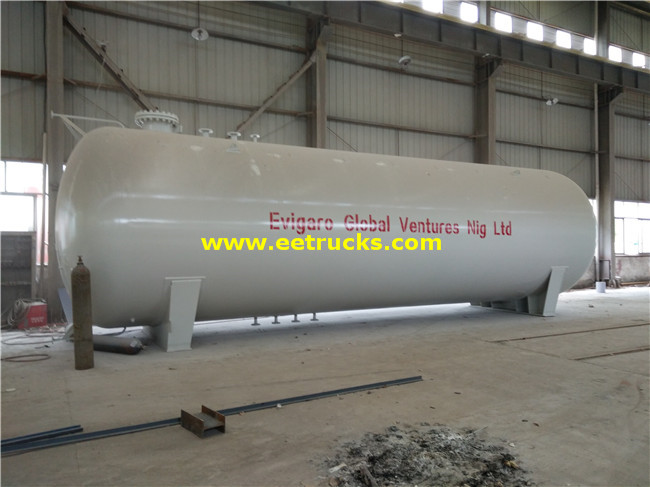 50MT ASME LPG Bulk Tanks