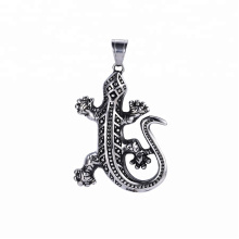33513 xuping fashion black gun couleur cool Unique design cool pendentif