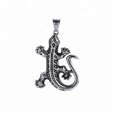 33513 xuping fashion black gun color cool Unique Personalized design cool   pendant