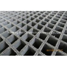 Rejillas de fibra de vidrio, rejillas de fibra de vidrio, paneles FRP / GRP.