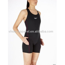 2013 bonded seam competition swimsuit for women oem
