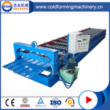Hebei CNC Color Coated Steel Perforated Sheet Machine