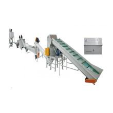 Abfall-PET-Flaschen-Plastikwiederverwertungs-Maschine