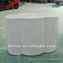 customized attractive small reception desks tall reception desks office reception desk counter