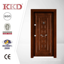 90mm Turkish Steel Wood Armored Door JKD-TK901 with CE