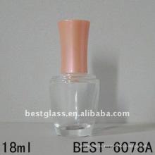 fabricante de botella de laca de uñas