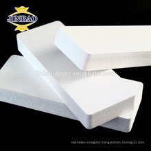 JINBAO Cheap home garden white waterproof material pvc foam board