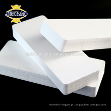 JINBAO Barato casa jardim branco material impermeável placa de espuma de pvc