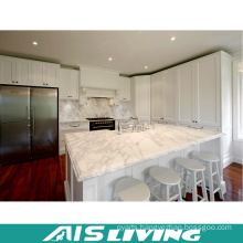 Dining Furniture White Antique Kitchen Cabinets (AIS-K927)