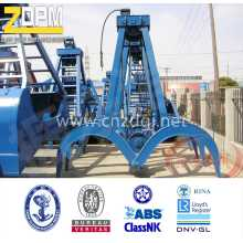 New Electric Motor Mechanical Rope Timber Grab, Hydraulic Timber Grab